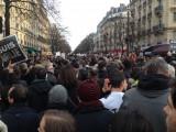 A Paris, ce 11 janvier 2015, Avenue de la République,
