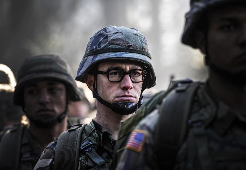 image du film de Oliver Stone sur Edward Snowden